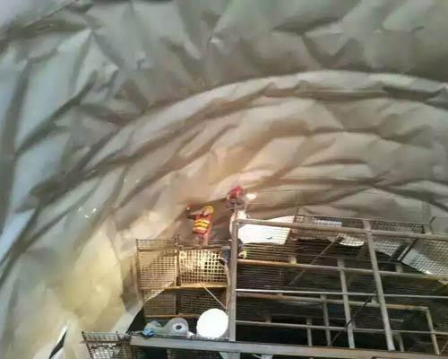 人工隧道工程案例