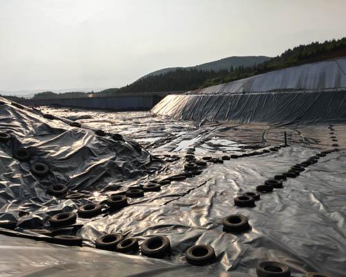 人工湖工程案例
