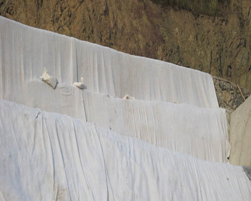 护坡墙工程案例