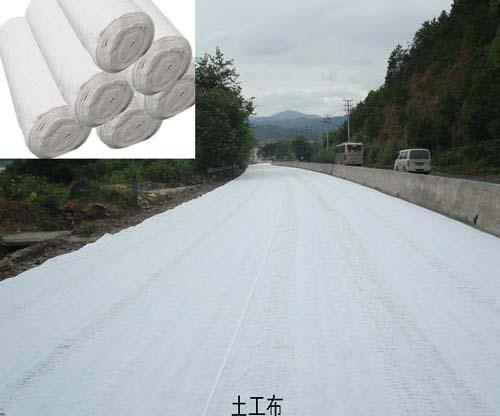 土工布公路修建工程案例