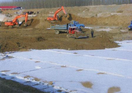 葛洲坝土工膜项目